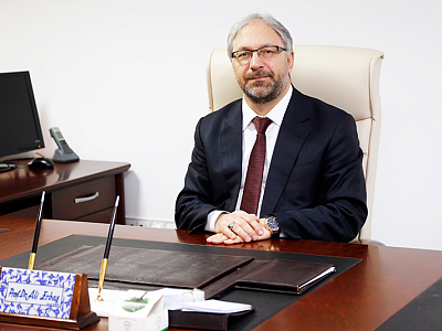 "Turkey's mufti, Professor Ali Erbash will join the editorial board of the ""Minaret of Islam"" magazine"