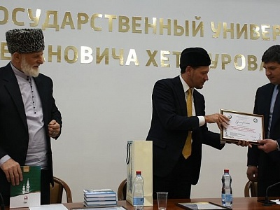 Executive secretary, Head of the working group of the Muslim International Forum visited the the North Caucasus